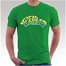 Mens Green VW Shirt