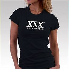 Womens 30 Year XXX T-Shirt